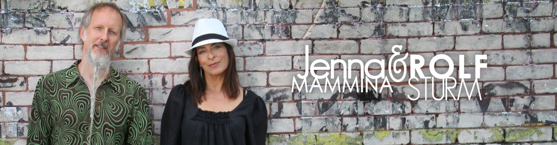 Jenna Mammina and Rolf Sturm
